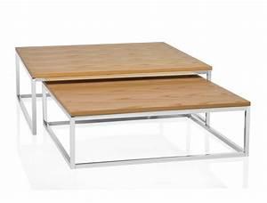 Table Basse Gigogne : table basse gigogne prix et choix comparer avec le ~ Zukunftsfamilie.com Idées de Décoration