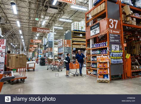 Home Depot Stock Cabinets: Miami Florida Home Depot Store Home Improvement Aisle