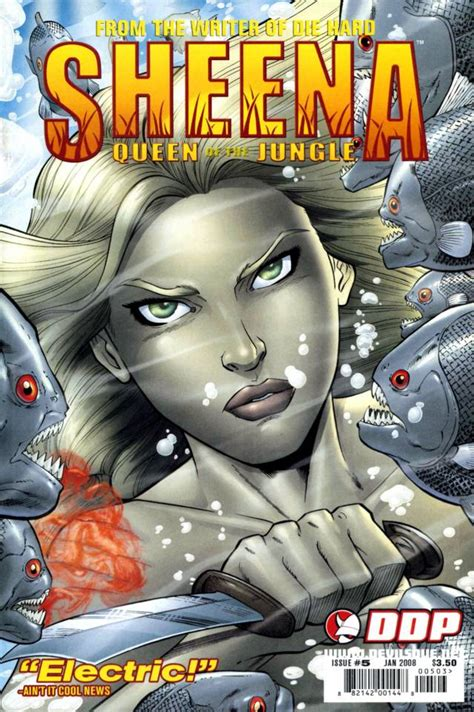 Sheena, Queen of the Jungle #5 - Sheena Queen of the ...