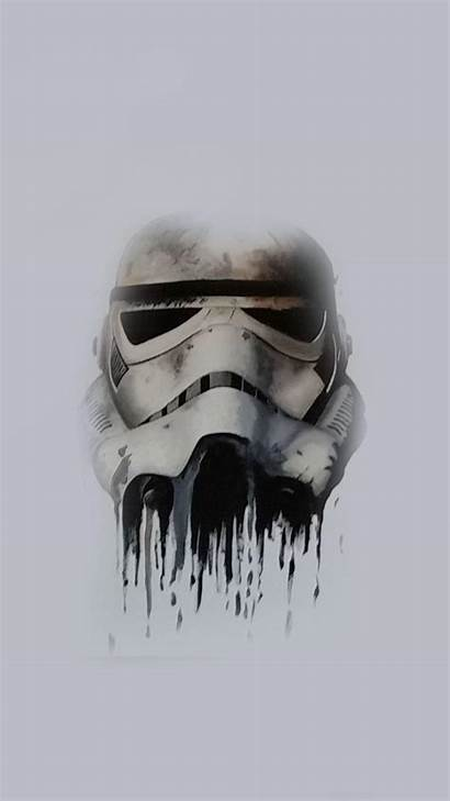 Stormtrooper Helmet Wars Star Iphone Tattoo Wallpapers