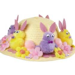 easter bonnets creative and easter bonnet ideas the organised