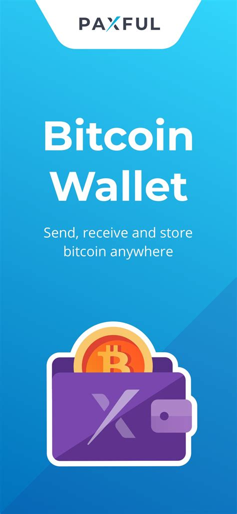 Here's how you can move them to a hardware wallet. Paxful Bitcoin Wallet for iOS - Free download and software reviews - CNET Download.com