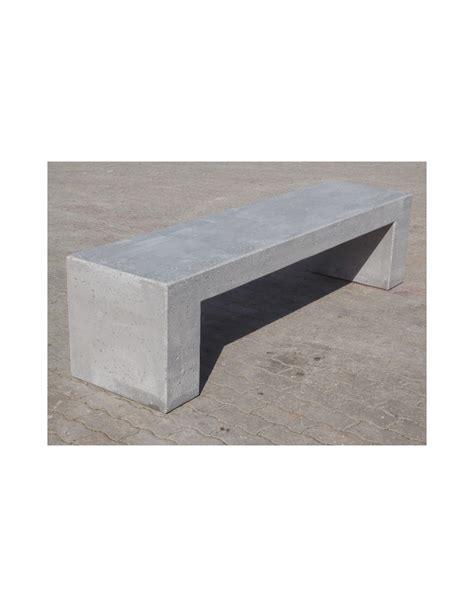 Panchine Cemento by Panchina Rettangolare Monoblocco In Cemento Grigio Pietra