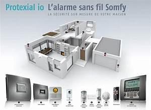 Alarme Maison Sans Fil Somfy : alarme maison sans fil castorama gallery of finest ~ Dailycaller-alerts.com Idées de Décoration