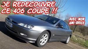 Je Redecouvre Le Peugeot 406 Coupe Pininfarina V6 Avec Mon