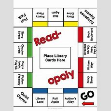 Readopoly A Reading Comprehension Game By Not So Wimpy Teacher
