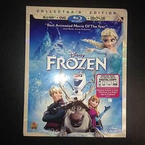 Frozen Blu-ray - Frozen Photo (36756302) - Fanpop