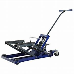 Shop Kobalt 3/4 Ton ATV/Motorcycle Jack at Lowes com