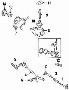 Gmc C1500 Steering Tie Rod End  Linkage  Gear  Right