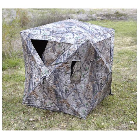 ground blinds for bow big 174 charger ground blind epic camo 293670 ground