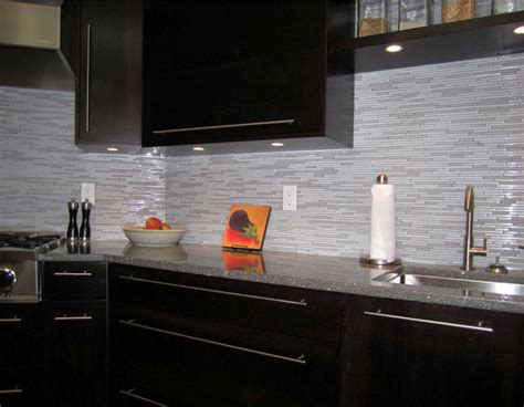 espresso kitchen cabinets with backsplash modern kitchen backsplash ideas grey and white kitchen