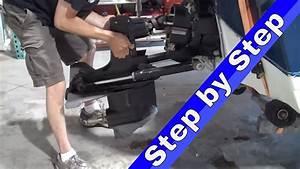 Big Kid Powersports  U0026 39 How To U0026 39   Remove A Mercruiser Outdrive
