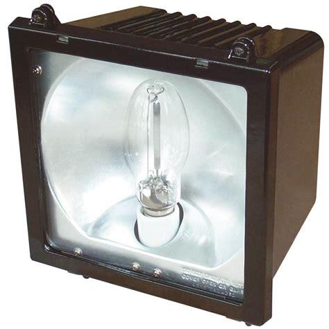 Lithonia Lighting 2lamp Outdoor White Flood Lightofth