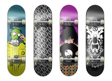 100+ Truly Stunning Skateboard Designs Designrfixcom
