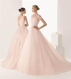Rosa Clara39s Blush Wedding Dresses Revealed Arabia Weddings
