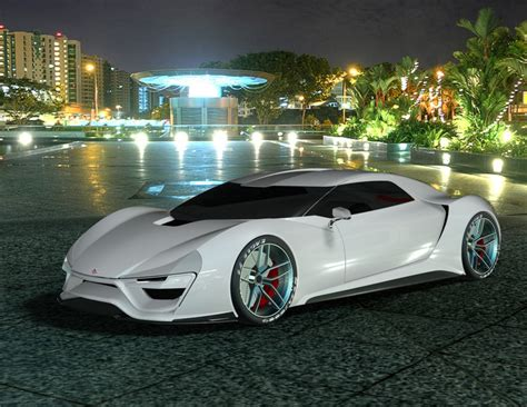 2,000hp Trion Nemesis  An Americanmade Supercar