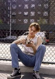 Young Leonardo DiCaprio Basketball Diaries
