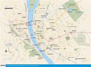 Printable Travel Maps of Prague