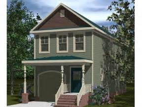 narrow lot home plans affordable narrow lot house plan - Houses For Narrow Lots