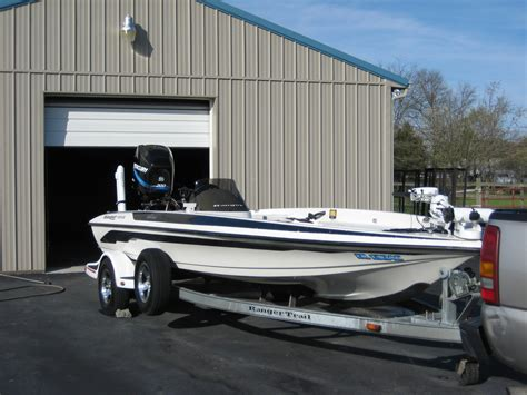 2000 Ranger Bass Boat For Sale by 2000 Ranger R91vs Intracoastal Bass Flats Boat Pensacola