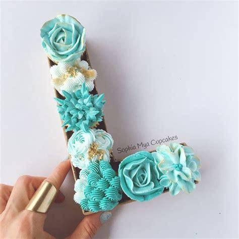 floral monogram cupcakes concept design  sophia mya cupcakes monogram cupcakes valentines