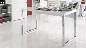 Tischplatte Weiß Hochglanz : schreibtisch sydney b rotisch in wei hochglanz lackiert 140x70 cm ~ Frokenaadalensverden.com Haus und Dekorationen