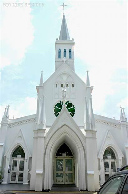 Singapore Churches Church Catholic Scenic Road Sacred