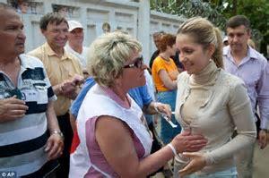 Yulia Tymoshenko Is Receiving Treatment In Hospital