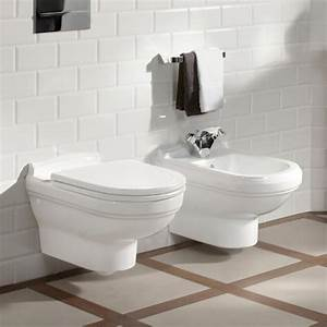 Hänge Wc Villeroy Und Boch : villeroy boch hommage wall hung toilet uk bathrooms ~ Watch28wear.com Haus und Dekorationen