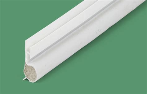 58 182 187 t slot foam filled bulb weatherseal 12ft