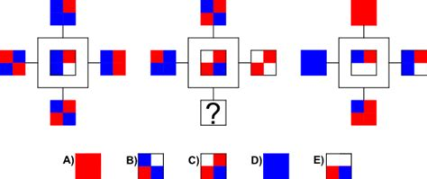 Test Logica Figure by Trova La Logica Accomuna Le Figure Quesito 27