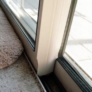patio pacific draft stopper center post weatherstrip draft stopper center post weatherstrip for pet doors 96 quot