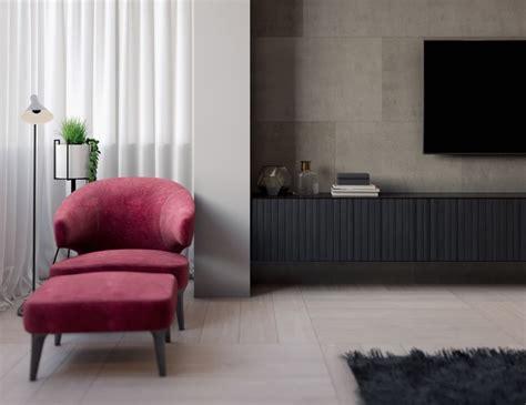 meuble mural chambre chambre grise cosy 6 visualisations à découvrir pour
