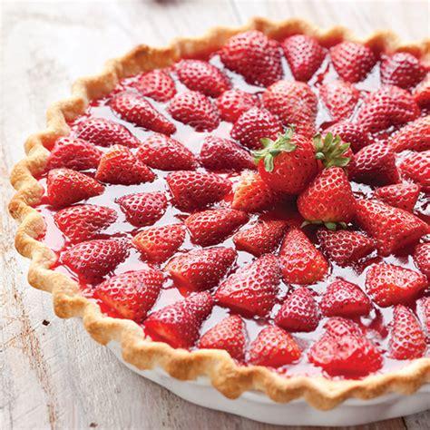 strawberry pie paula deen magazine