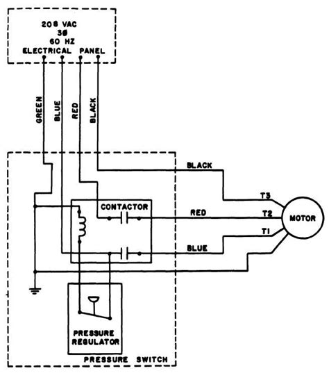 wiring diagram 220 wiring diagram volt motor electrical 4
