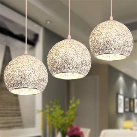 modern kitchen pendant lights modern ceiling lights bar l silver chandelier lighting 7732