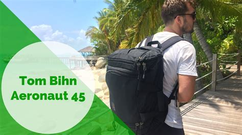 Tom Bihn Aeronaut 45 Review