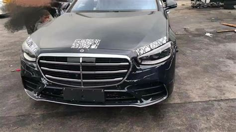 Obviously, the government's estimates will vary between the two different powertrains, and we expect the larger of the engines to. 2021 Mercedes-Benz S-Class W223 has leaked!
