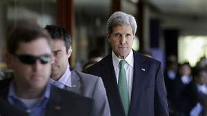 Kerry: As peace talks intensify, all core issues on the ...