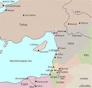 Mesopotamia Map 3000 BC