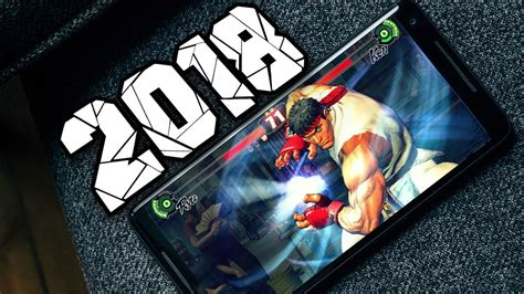 the best gaming phones of 2018