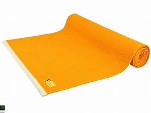 tapis de yoga taj 100 coton bio 2 m x 66 cm x 5mm With tapis yoga avec plaid orange pour canapé