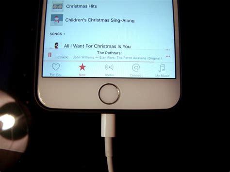 pro tip    itunes  ignore iphone  charging
