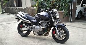 Moge Bekas Cb600f Honda  U0026 39 2000 - Bandung