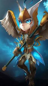 Dota 2 Skywrath Mage Wallpaper - Free iPhone Wallpapers