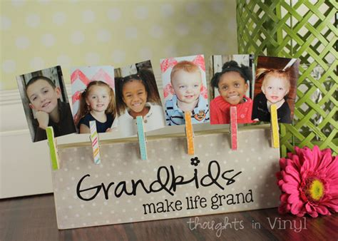 mothers day craft ideas thoughts  vinyl