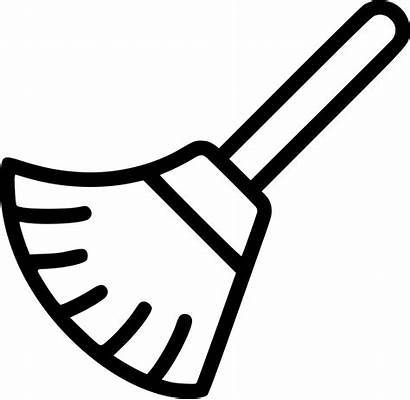 Broom Icon Clear Clean Svg Icons Tool