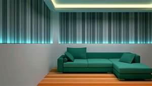 Indirekte Beleuchtung Wohnzimmer : kein blasser schimmer indirekte beleuchtung als stimmungsheber tipps vom elektriker ~ Watch28wear.com Haus und Dekorationen