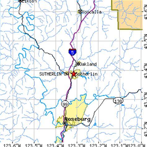 Sutherlin, Oregon (OR) ~ population data, races, housing ...