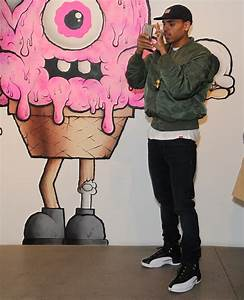 Chris Brown Picture 337 - Chris Brown's Art Show and New ...